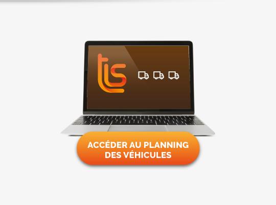Accéder au planning des véhicules